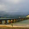 Hawaii, Kauai, Hanalei Pier