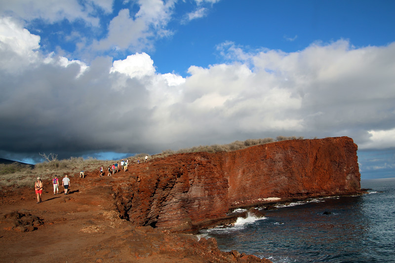 Hawaii, UnCruise Adventures, Manele Bay Lanai
