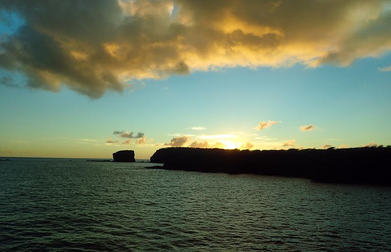 Hawaii, UnCruise Adventures, Sunset, Lanai