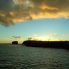 Hawaii, UnCruise Adventures, Sunset, Lanai