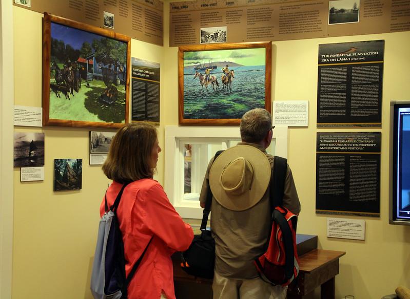 Hawaii, UnCruise Adventures, Lana'i Cultural & Heritage Center