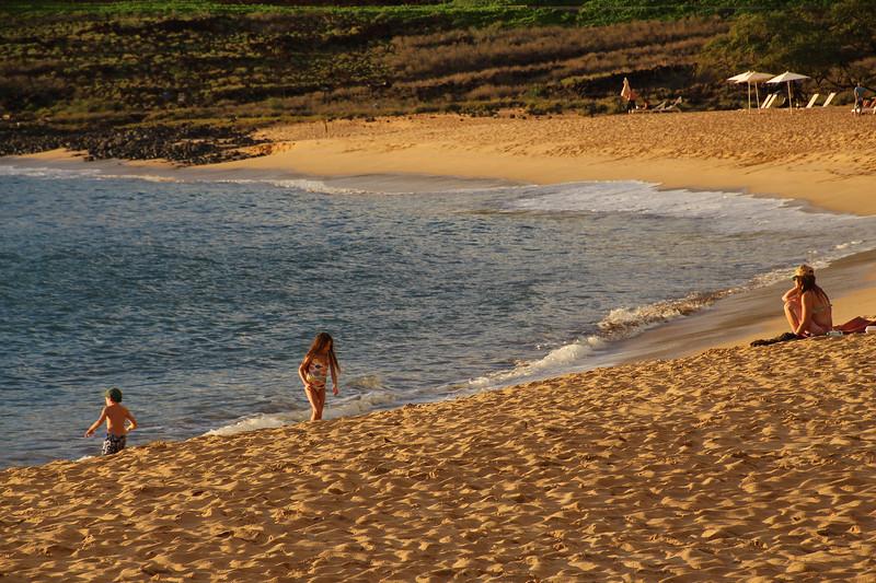 Hawaii, UnCruise Adventures, Lanai Beach