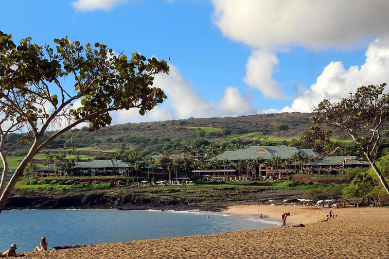 Hawaii, UnCruise Adventures, Four Seasons Resort Lanai