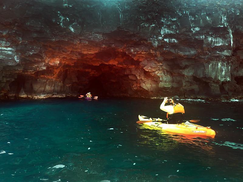 Hawaii, UnCruise Adventures, Kayaking, Maui