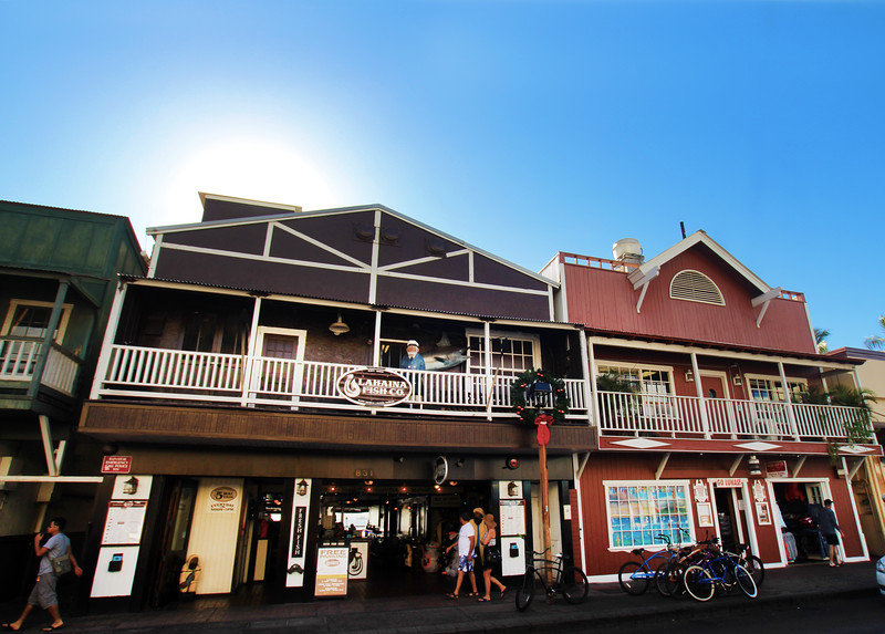 Hawaii, UnCruise Adventures, Lahaina Maui
