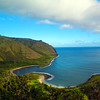 Hawaii, UnCruise Adventures,  Halawa Bay, East Molokai