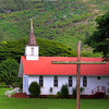 Hawaii, UnCruise Adventures, Saint Damiens Our Lady of Seven Sorrows Church,  1874, Molokai