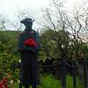 Hawaii, UnCruise Adventures, Father Damien Statue, Molokai