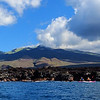 Hawaii, UnCruise Adventures, Kayakers, South Maui Panorama