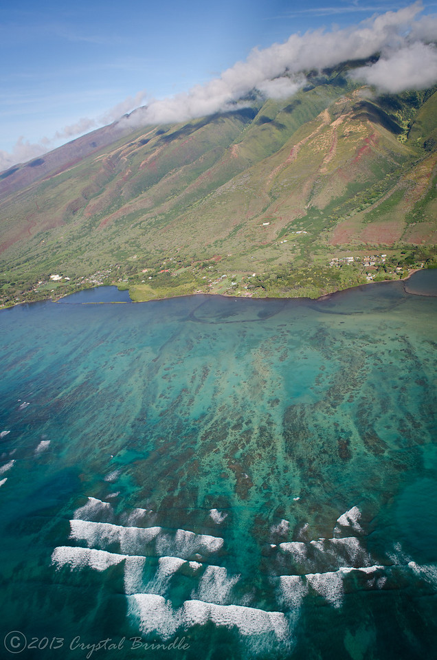 Coast of Molokai