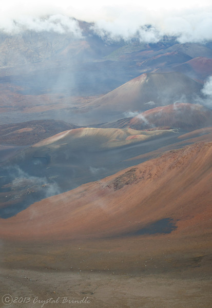 Craters of Haleakala