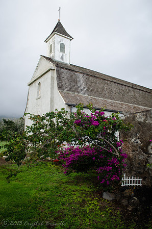 Sea-Swept Church