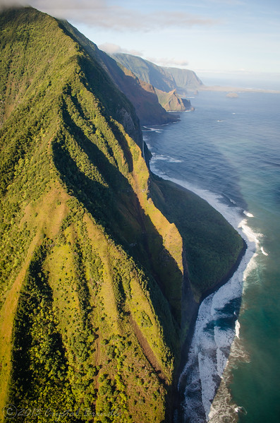 Sea Cliffs Vertical