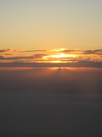 Hawaiian Sunsets 2011
