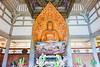 Byodo Temple - Buddha - HDR-1