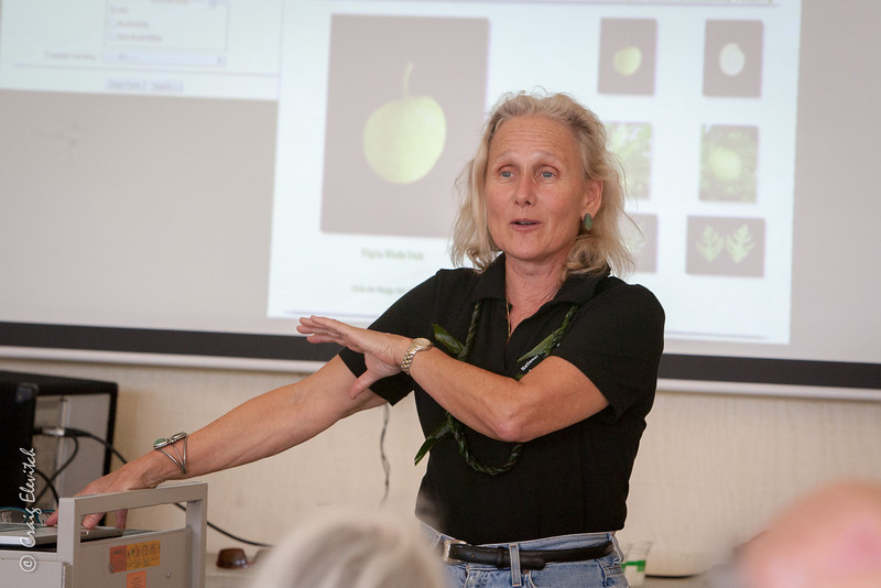 Dr. Diane Ragone of the Breadfruit Institute shares her extensive knowledge of breadfruit.