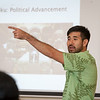 "Kumu Ryan McCormack speaks on ""'Ulu: A Hawaiian perspective"" and<br /> ""Niuolahiki—The Life Giving Coconut."""