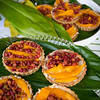 Cooking Contest Best of Show 'Ulu Banana Fruit Tarts w/ Mango & Ohelo Berries.
