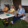 Roundtable dialog on Economic Opportunities for Traditional Crops with Jerry Konanui, Peter Hanohano, Jim Cain, and Susie Osborne