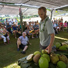 Ian Cole of the Breadfruit Institute answers questions about breadfruit varieties.