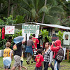 The Kua O Ka La store sold items to raise funds for school activities.