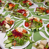 'Ulu-inspired salad, one of the dishes prepared by Team Pai'ea of Kamehameha Schools and Kamehameha Schools Land Assets Division.