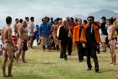 First crew arrivals - Ulu Mau 06/25/11