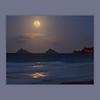 Lanikai Moonrise #3