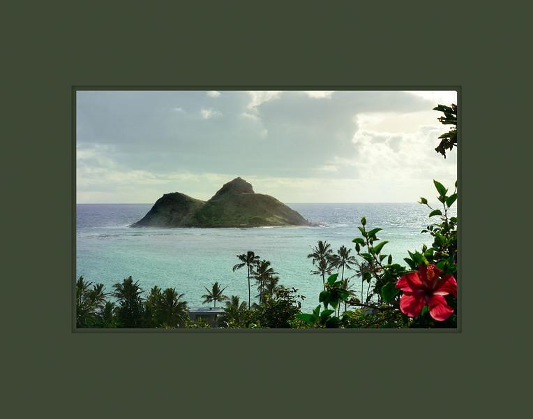 Mokulua Nui from Lanikai