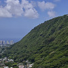 Towering Walls of Manoa Valley