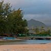 Kailua Beach Park in Early Morning (2009)