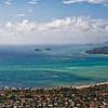 Aerial View of Kailua (2009)