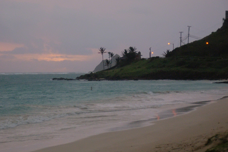 South End of Kailua Beach (2006)