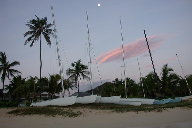 Lanikai Beach in Early Morning (2003