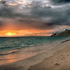 Sunrise at Kailua Beach (2009)