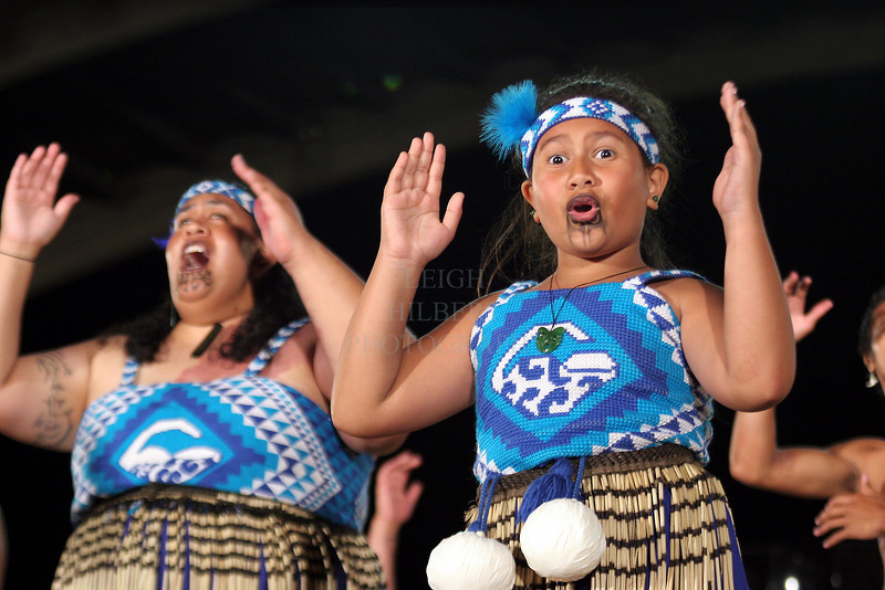 "?44th Annual Merrie Monarch photos?, ?Hula Festival Night Hoike April 11, 2007 Hilo Hawaii?,   ?Te Wharekura Kuapapa Maori a Roheo Rakaumanga?, Maori, ?Maori dancers?, ?Dave Thompson?, ?Leigh Hilbert Photography?, ""Merry Monarch"", ""44th Merrie Monarch photos"", haka, ""New Zealand Maori culture"""
