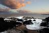 Sunset Sea -- Island of Hawaii