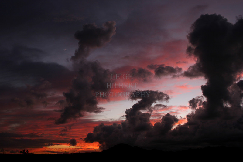 Zee Cloud Sunset Hawaii