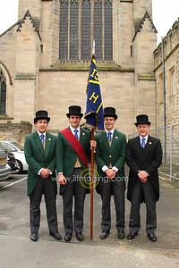 14 HCR Hexham Abbey 00017