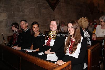 14 HCR Hexham Abbey 00024