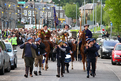Hawick 2014 500th Anniversary Celebrations