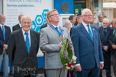 19 ILF July Callants Club Wreaths & Unveiling 0006