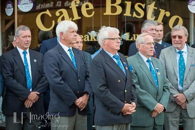 19 ILF July Callants Club Wreaths & Unveiling 0011