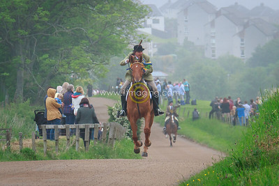 Common Riding Friday - Chases, 2016