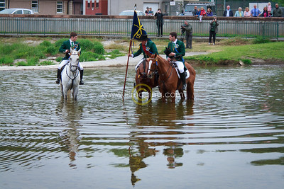 Common Riding Friday - Dipping & Proclamation, 2016