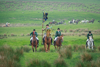 Common Riding Friday - The Marches, 2016