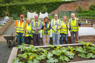 17 ILF Photo July Walled Garden Volunteers 0001