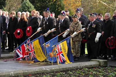 Remembrance Day, 2014