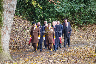 19 ILF Nov Remembrance Sunday 007