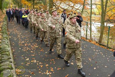 16 ILF Nov Remembrance Day 0019